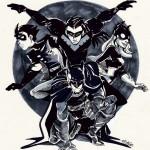 Vincze Nóri - Batman 75. év